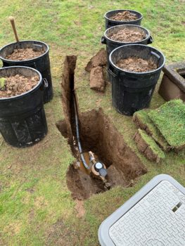 Main Water Line Repair Portland