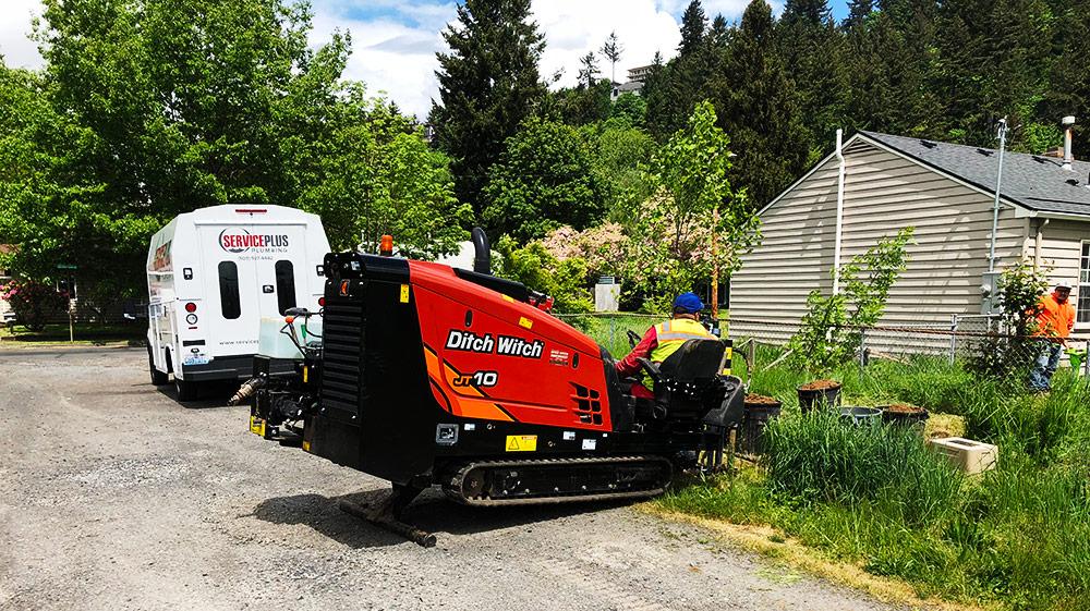 Plumbing Contractor Portland